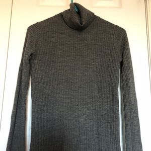 Lands' End merino wool turtleneck
